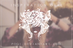 {Inspiration girl - brush} by Poqi