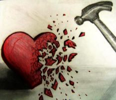 broken heart by fastreflex