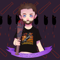 charlie kelly,king of rats by CountlecterMD