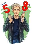 Happy 58th birthday, Peter!! by staypee