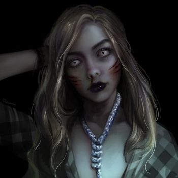 Zombie by Elvanlin