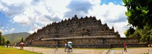 borobudur by giestation