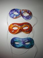 masks by MarthaLights