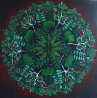 The Green Man by oshuna