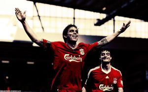 Dani Agger by HelterSkelter33