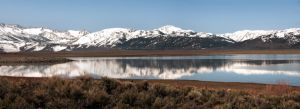 Bridgeport lake California by arches123