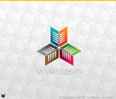Natures Liberty Logo by UJz