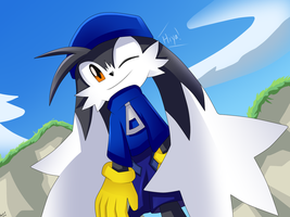 Klonoa of the Wind by VagabondWolves