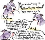 How they're raised by JackRussellVenom