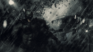 BvS action by djpyro229