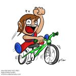 Alex Kidd BMX Trial by soks2626