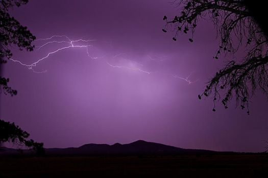 A Stormy Night by fusionx