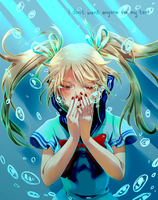 I don't wanna cry... by NuSinE
