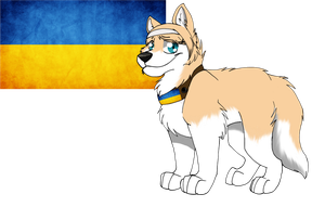 Ukraine by Obsidianthewolf
