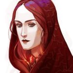 Game of Thrones - Melisandre by Okha