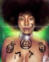 Ms Badu by illEskoBar