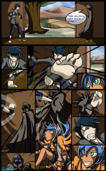 You owe her a cloak! - Page 1 by Azure-Arts