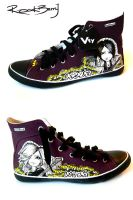 BARETTA chucks by Catherine03