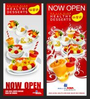 Healthy Desserts Streamer by joied6