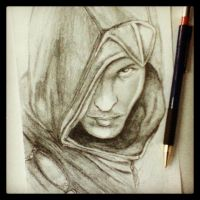 Altair Sketch by lerod2