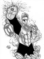 Commission GREEN LANTERN by JoePrado2010