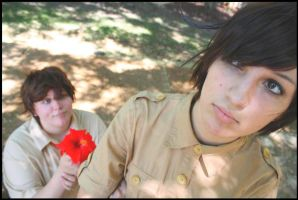.APH - Wont say i'm in love by KittyKatMage