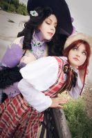Trinity Blood Manga Cosplay: Temptation by alberti