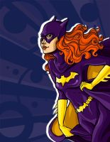 Batgirl by the-frizz