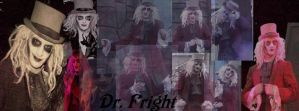 Dr. Fright: The Guest List by spottedparr