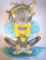 mituna bee outfit by Gresta-GraceM