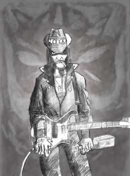 Lemmy, the boss  clean version by YoteMan