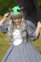 Totoro cosplay by ButtercupBunnyCos