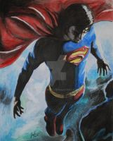 superman by FluffyWho