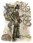 Steampunk Mad Hatter by crashingwave