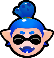 Inkling Boy Icon 2 by Doctor-G