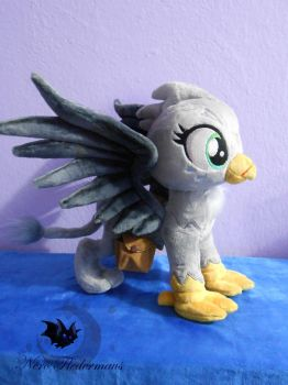 Gabby the Griffin by Legadema