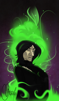 Severus by Emergencyuseonly