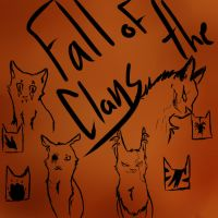 Fall of the Clans Poster thingy by Rav3nRav3Rul3r