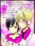 Stereo Hearts--Psychedelic Dreams by Maisami-chan