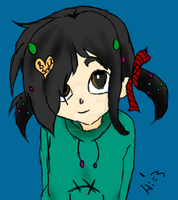 Pigtails make everything look cuter! by AnimeGurl1012