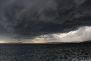 A Storm Coming by Monastor