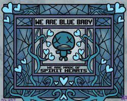 NL Quote9: Blue Baby by TheButterfly