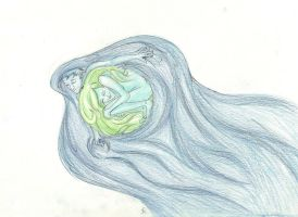 Mother Earth and Father Sky by eLe-KiNG