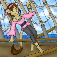 Ikiere - TERROR OF THE SEAS by Eisha-Suiiki
