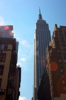 New York City In July 08 by kukikid