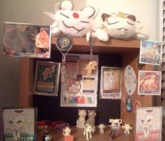 Persian n Meowth Collection by Eevee-Kins