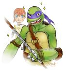Donatello the awesome one by lorna-ka