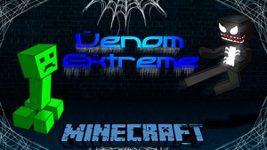 Venom Extreme VS Creeper - Wallpaper by vcdesenhos
