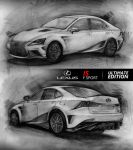 Lexus IS Design Contest - F SPORT ULTIMATE EDITION by KhoaSV