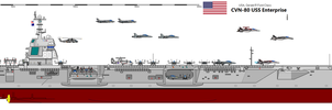 CVN-80 USS Enterprise by Davinci975